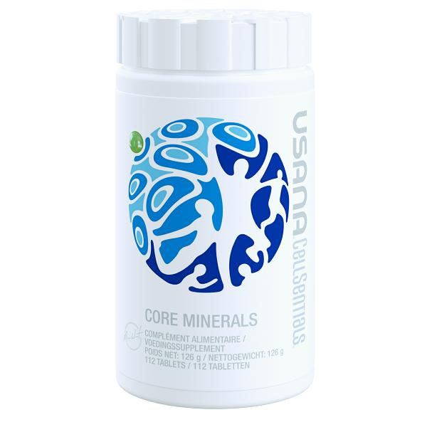 Core Minerals USANA