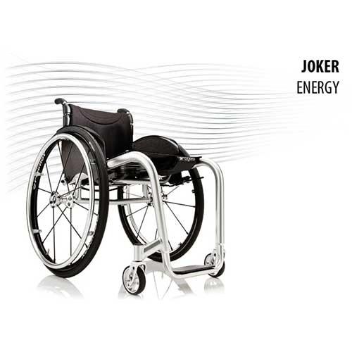 Fotoliu rulant Progeo Joker Energy