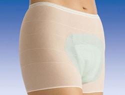 Pantalonasi din plasa pentru fixarea tampoanelor MoliMed/ MoliForm Molipants Mar. 1