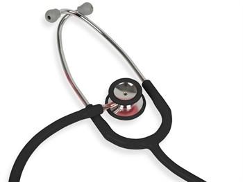 Stetoscop CLASSIC capsula dubla WAN PEDIATRIC - Y negru