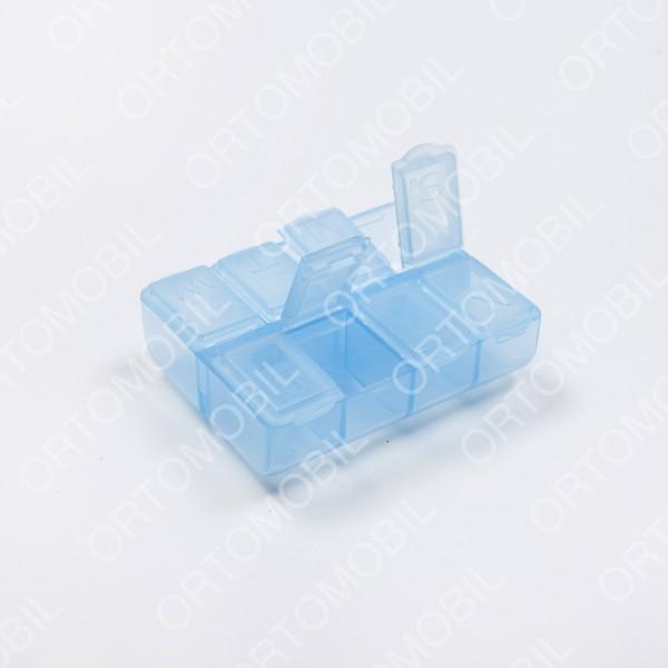 Cutie pentru medicamente cu 8 sectiuni Ortomobil 064136