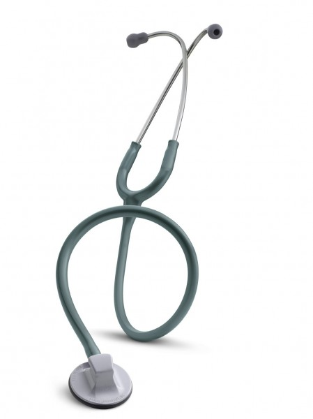 Stetoscop 3M Littmann Select Verde Pin 2305 + 2 Cd-uri educationale