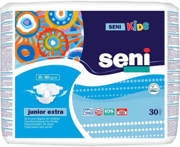 Scutece incontinenta Seni Kids Junior Extra 30 buc