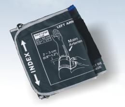 Manseta normala pentru tensiometrele de brat Healthy Line SHL-CUFF