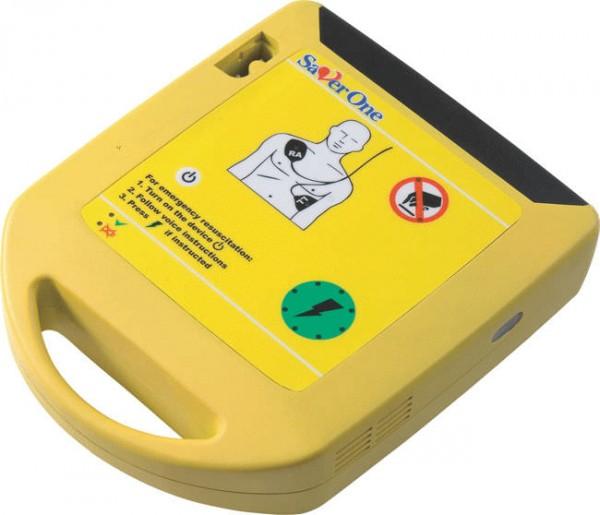 Defibrilator cu baterie de unica folosinta AED Saver One 200J