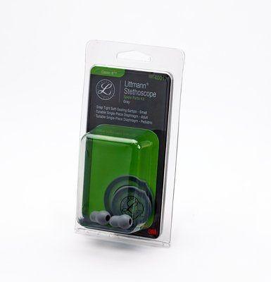 Kit accesoriii 3M™ Littmann pentru stetoscop Classic III si Cardiology IV culoare negru