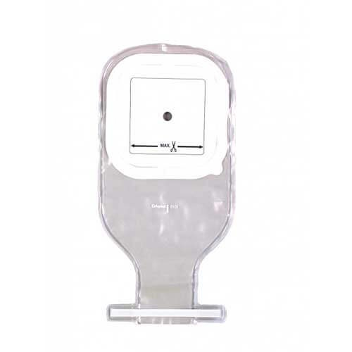 Sistem stomic unitar transparent cu evacuare mc/pc2000