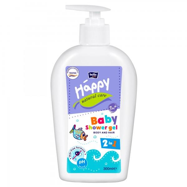Gel de dus Happy Natural Care