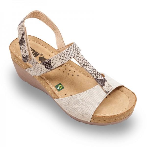 Sandale Leon 1061 de Dama – Bej