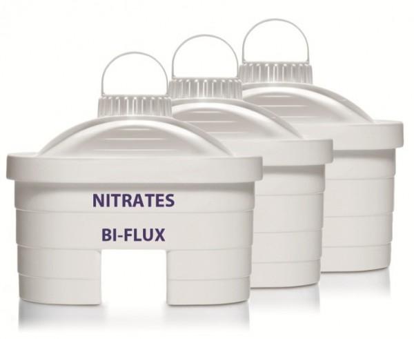 Cartuse filtrante Laica Bi-Flux formula speciala pentru nitrati N3N