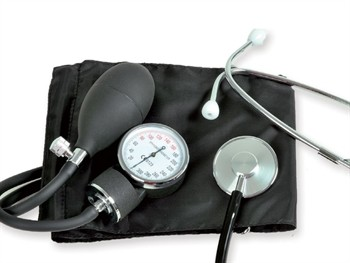 Tensiometru mecanic YTON cu stetoscop