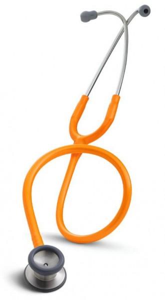 Stetoscop 3M Littmann Classic II Pediatric Portocaliu 2155 + 2 Cd-uri educationale