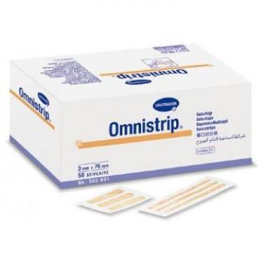 Plasture pentru inlocuirea suturilor chirurgicale OMNISTRIP 6 x 101 mm