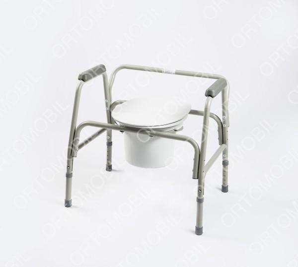 WC de camera pentru persoane supraponderale Ortomobil 015205HD