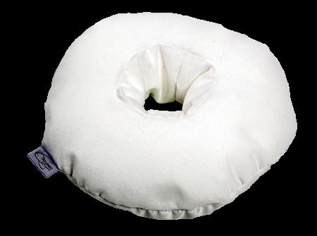 Perna rotunda antiescare, pentru calcai, diametru 25 cm