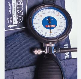 Tensiometru mecanic ROMA- albastru