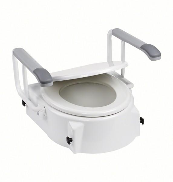 Înălțător vas WC. cu cotiere