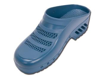 Saboti medicali GIMA CLOGS - cu pori 34-48 - albastru deschis