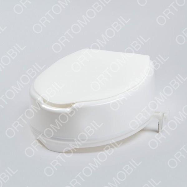 Inaltator WC de 15 cm cu capac Ortomobil 027060L6