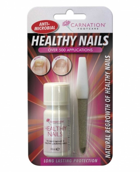 Solutie pentru unghii sanatoase Carnation Footcare