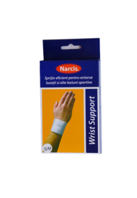 Manseta elastica support Plus Narcis