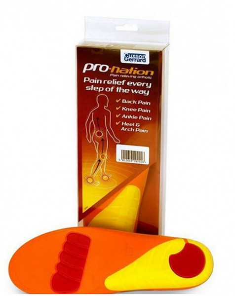 Pro-nation brant / talpi Carnation Footcare
