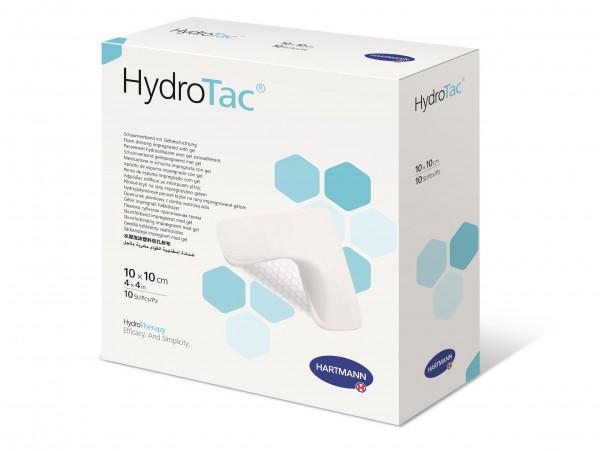 Pansament din spuma poliuretanica cu strat de hidrogel HYDROTAC 10 x 10 cm