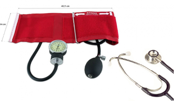 Pachet pentru studenti Doctorland -tensiometru mecanic si stetoscop