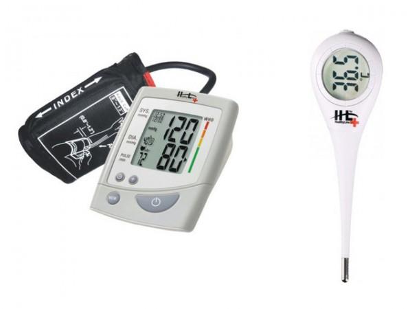 Tensiometru electronic SHL-868ZA+Cadou Termometru T08B