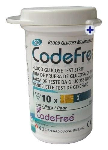 Glucometru SD Code Free