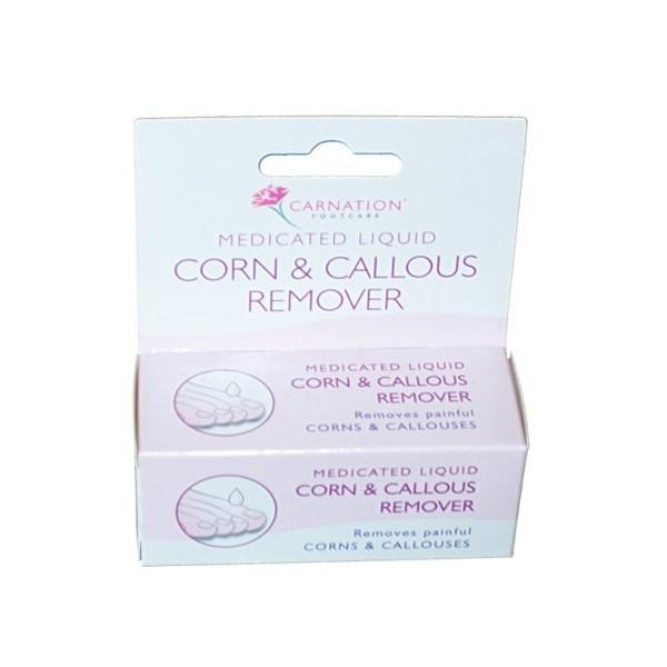 Solutie pentru eliminarea bataturilor Carnation Footcare