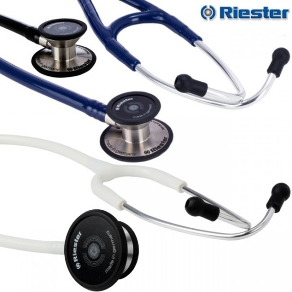 Stetoscop cu capsula dubla Riester Duplex RIE 4210-01 Negru